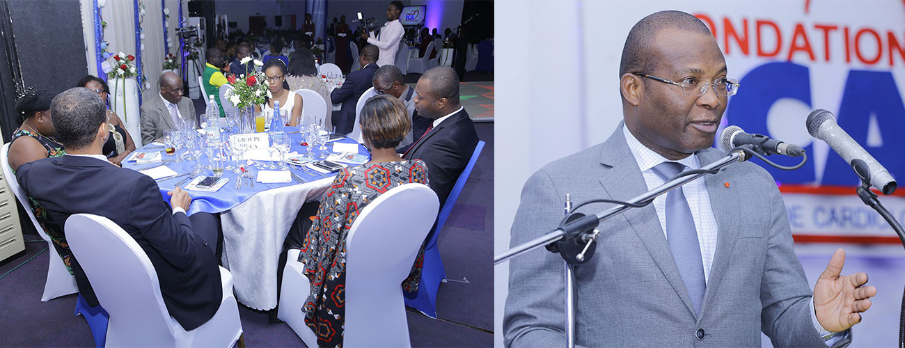 Partnership: SIFCA Group is present at the 11th Edition of the ICA Foundation Gala